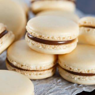 Homemade French Macarons