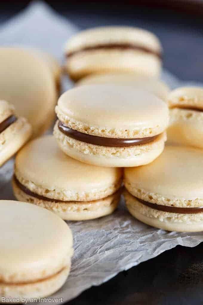 Homemade French Vanilla Cake Recipe