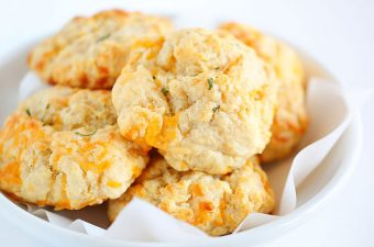 No one ever has to know it only too 20 minutes to make these MOUTHWATERING biscuits!