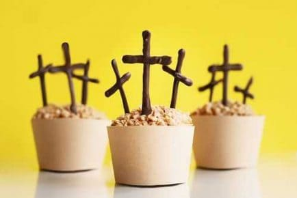 Cross Cupcakes - Easter