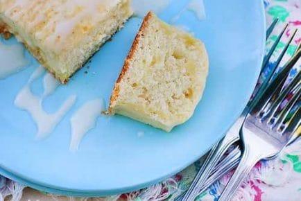 Zucchini pound cake