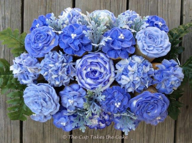 Cupcake Bouquet | i am baker