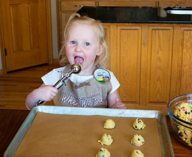 Getting creative in the kitchen was my daughters goal... and I am sure glad she did. These are delicious!