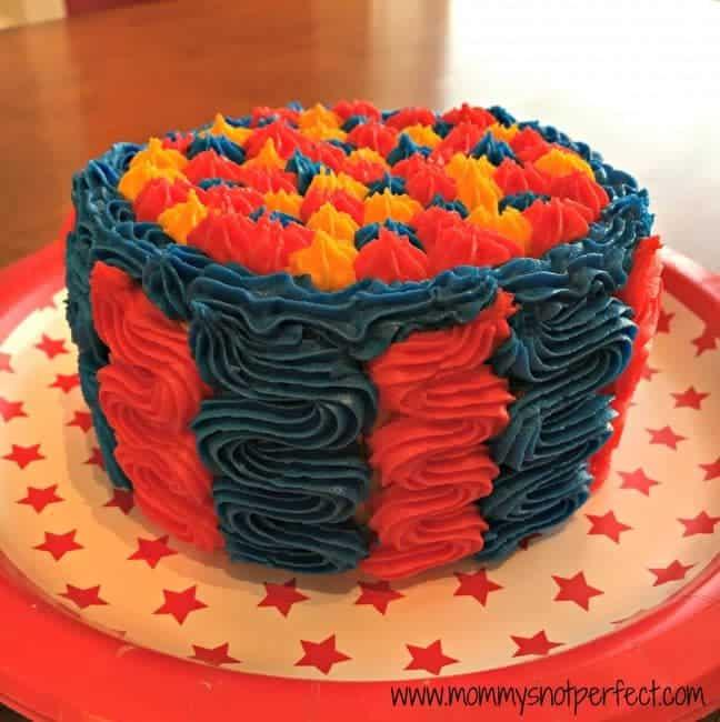1st Birthday Smash Cake I Am Baker