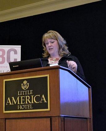 Amanda Rettke Speaking