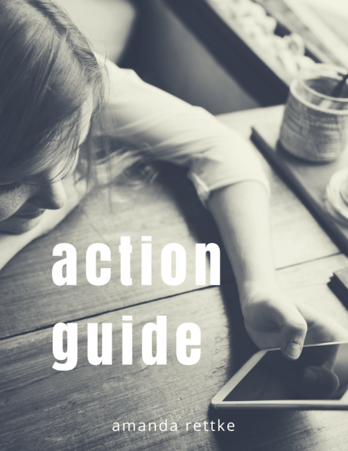 action guide cover