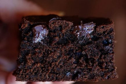 Beer infused chocolate brownie deliciousness!