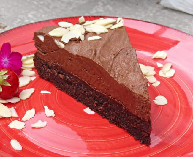 Brownie-and-Dark-Chocolate-Mousse-Cake11