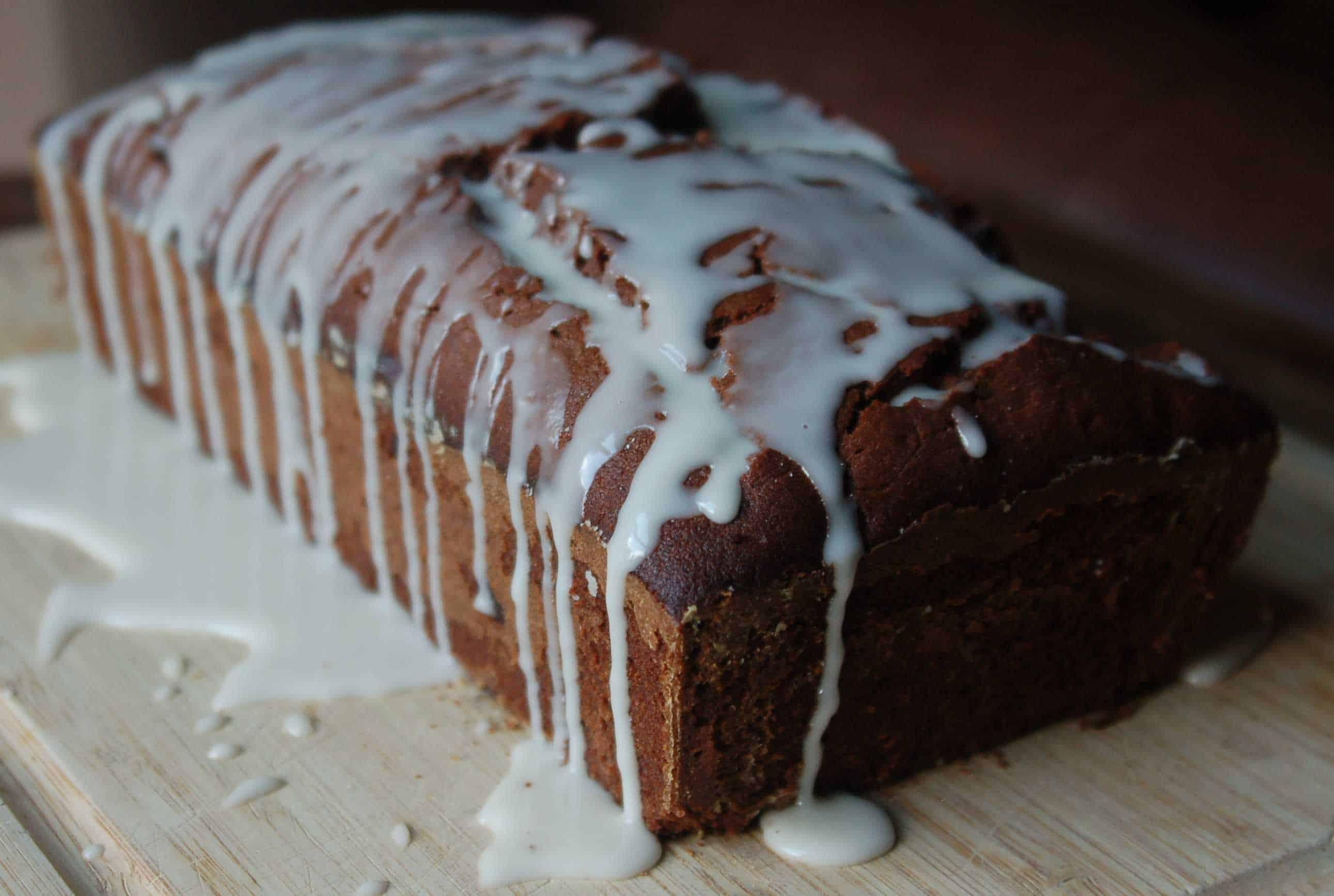 Dairy Free Deep Chocolate Pound Cake I Am Baker