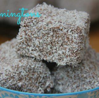 Lamingtons – an Australian favourite