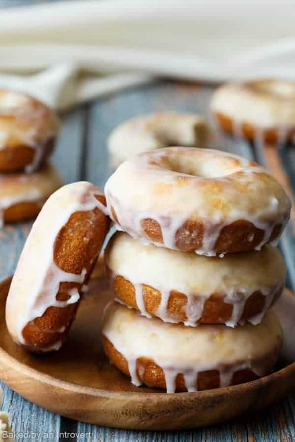 Baked Old Fashioned Donuts I Am Baker