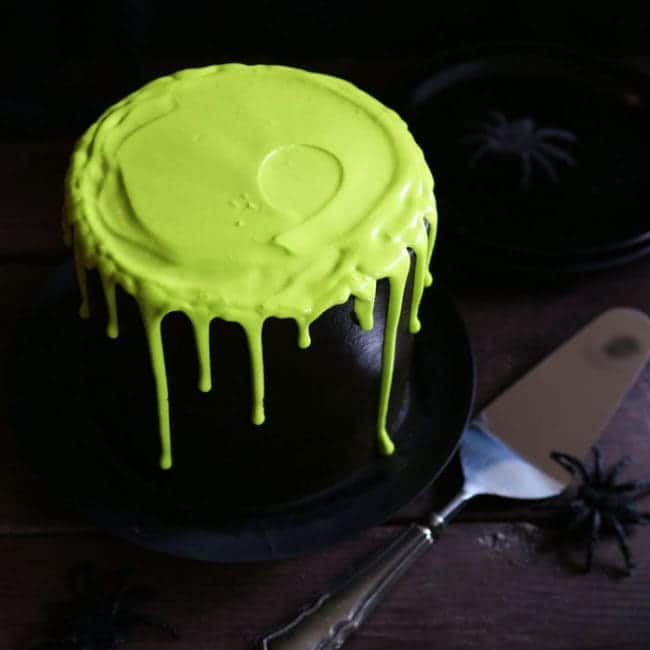 How To Make Birthday Cake Slime
