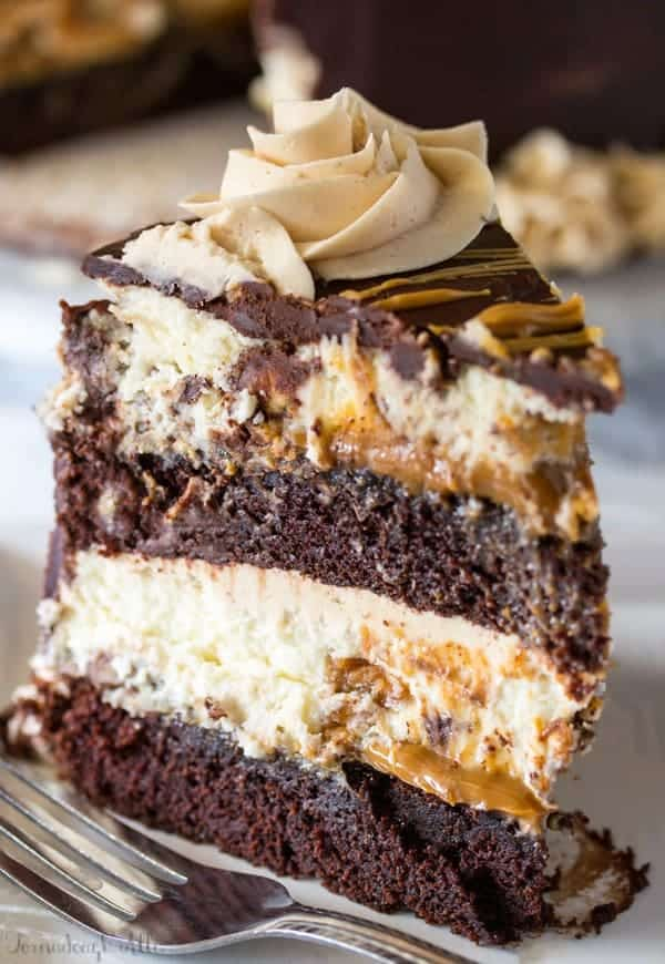 Copycat Cheesecake Factory Reese S Peanut Butter Chocolate