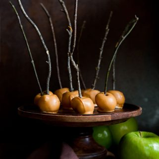 Mini Butterscotch Apples