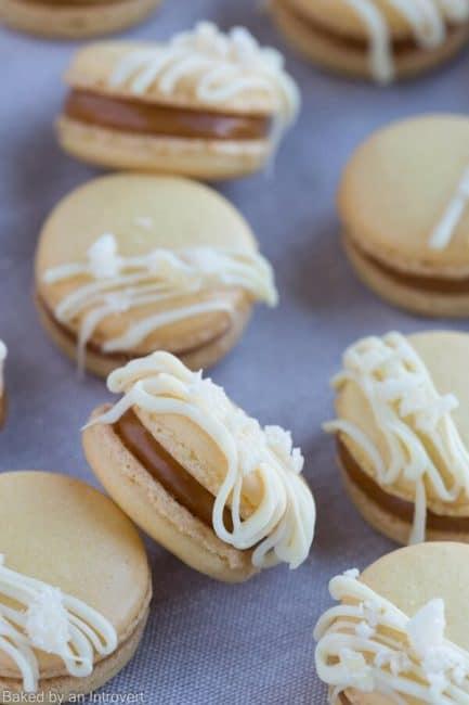 Salted-Caramel-Ginger-Macarons-600-x-900