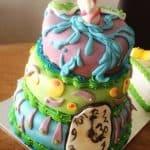 Dali Inspried Melting Cake!!!