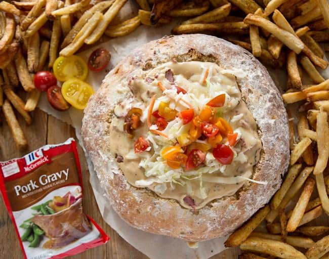 My secret ingredient makes this dip a crowd favorite!!