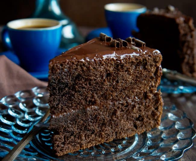 ously decadent and delicious cake!
