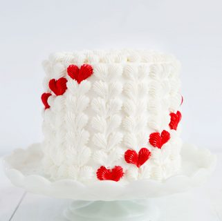 Buttercream Heart Surprise Inside® Cake