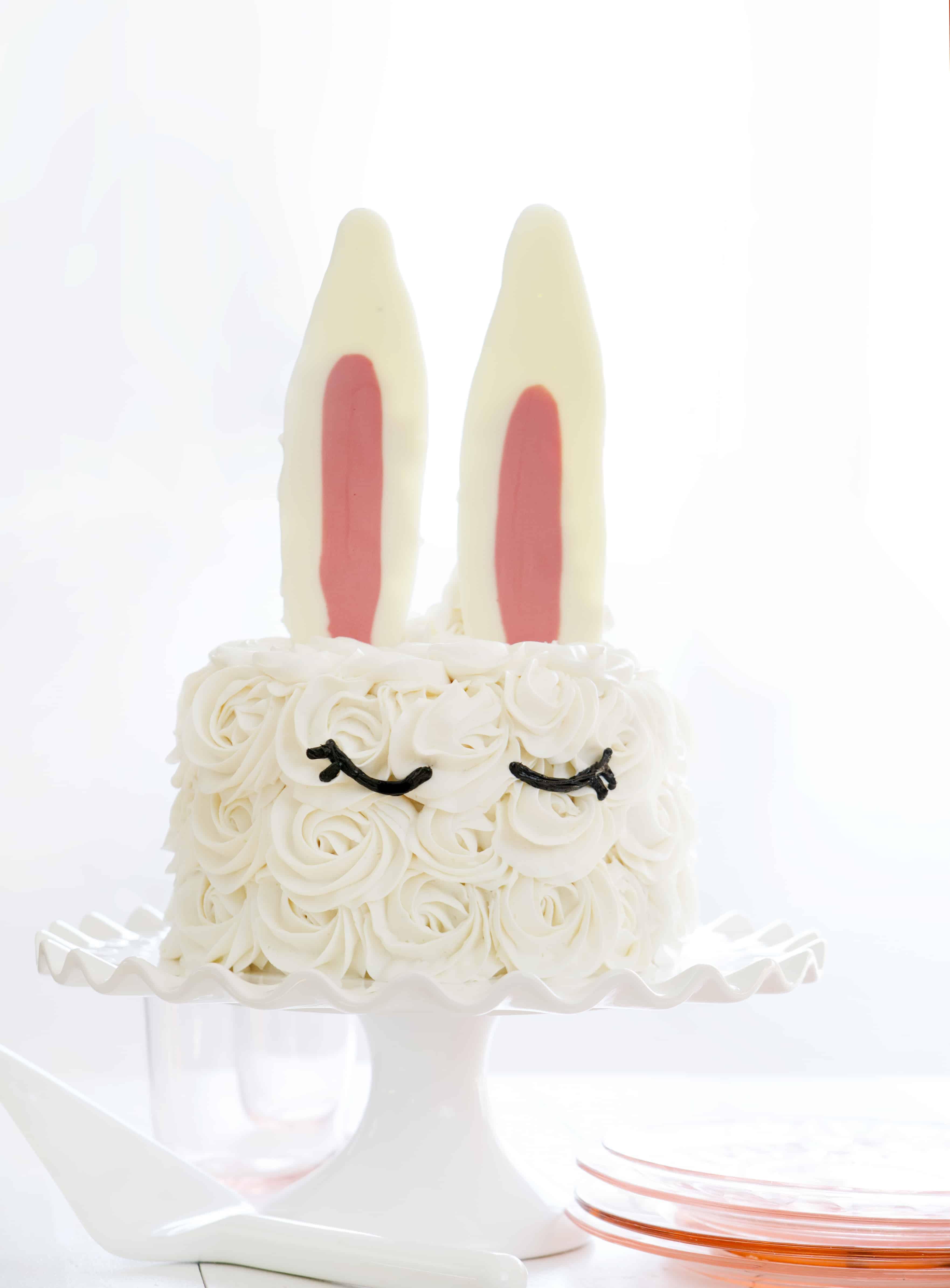 Bunny Ear Cake Recipe