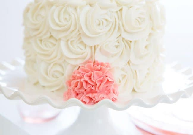 Super easy and FUN Step-by-step tutorial and VIDEO for this cake!