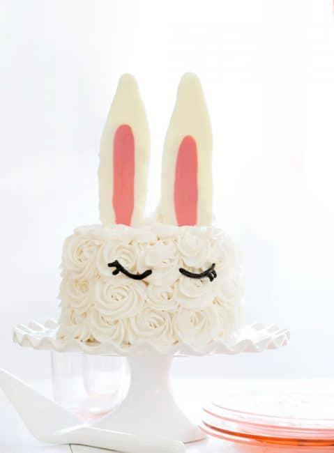 Bunny Ear Cake