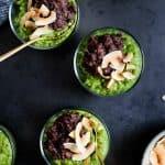Title: Coconut Matcha Rice