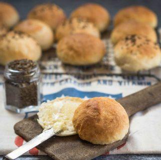 Super Easy Potato Bread Recipe
