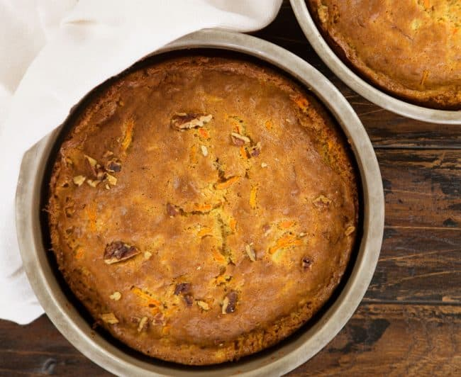 Find out which ingredient makes this cake melt-in-your-mouth amazing!
