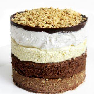 NUTELLA TIRAMISÙ NO-BAKE CAKE