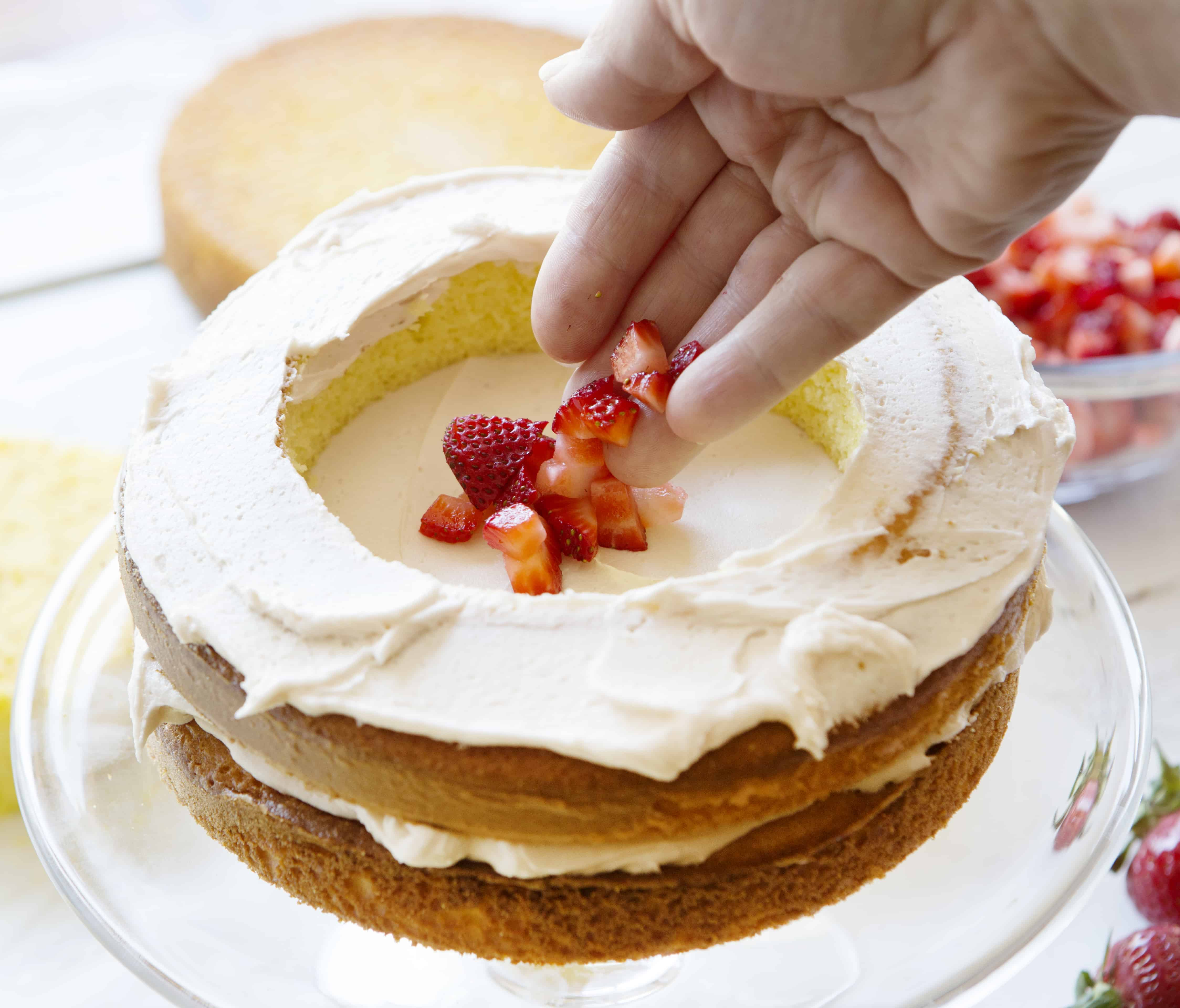 Tips for Surprise Inside Cakes