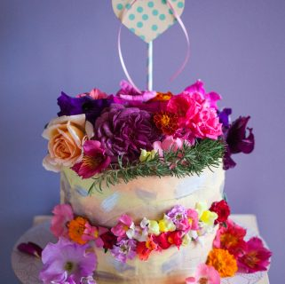 Hearts, Flowers & Cakes for Mothers