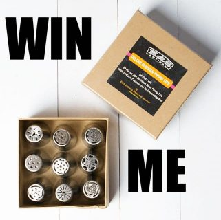 GIVEAWAY! 52-piece Russian Tips Set!