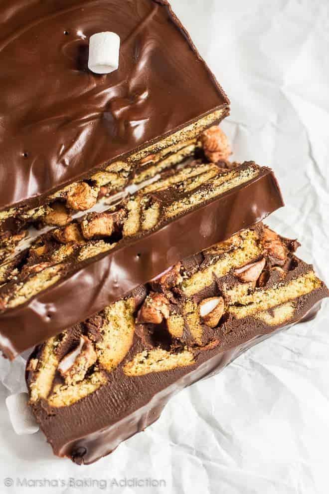 Dark Chocolate Baking Recipe
