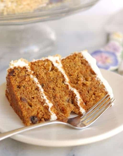 I Am Baker This Is The Perfect Recipe For Carrot Cake Or Oukas Info