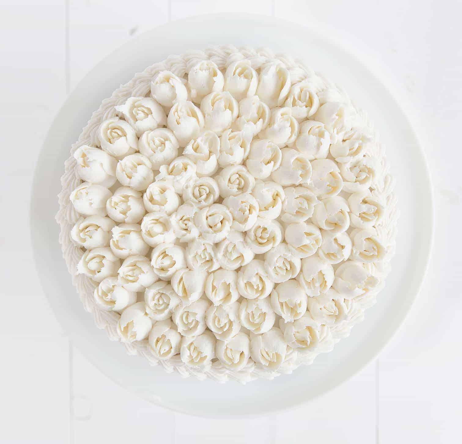 Sour Cream Cake Filling Uk