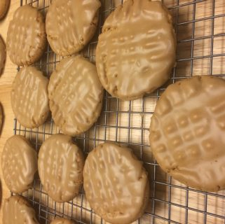 """Hubby's Favorite"" Peanut Butter Cookie"