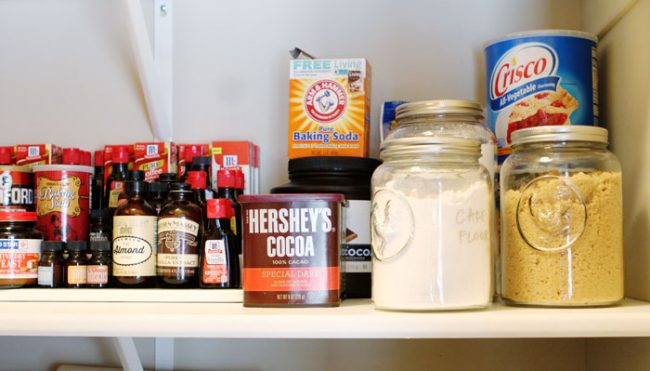 Everything you need for baking!