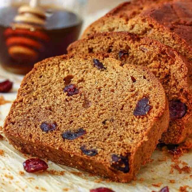 http://iambaker.net/wp-content/uploads/2017/09/Honey-Cranberry-Bread-FG-650x650.jpg