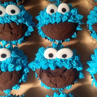 Dark Choco Cupcake