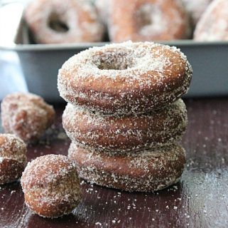 Old Fashion  Buttermilk Doughnuts