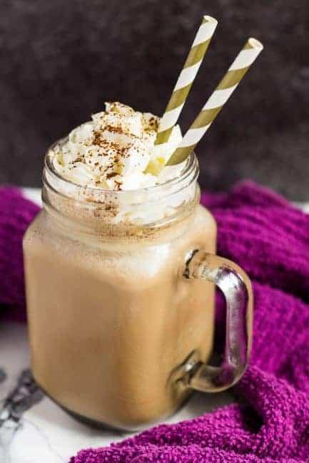 Banana Coffee Milkshake recipe