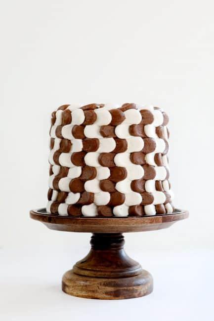 I love a fun new cake design!