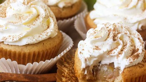 Apple pie cupcakes recipe from scratch