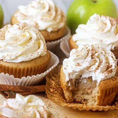 The perfect way to get your Apple Pie fix but without the mess!