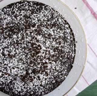 Chocolate Cake (Egg Free)