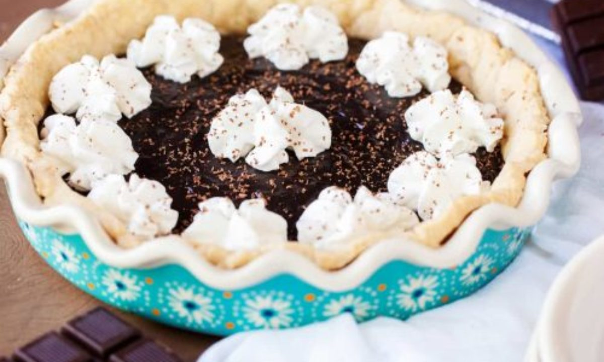 Yoder S Amish Chocolate Pie I Am Baker