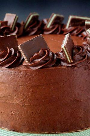 Chocolate + Mint = Heaven! {VIDEO}