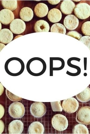 5 Baking Mistakes to Avoid