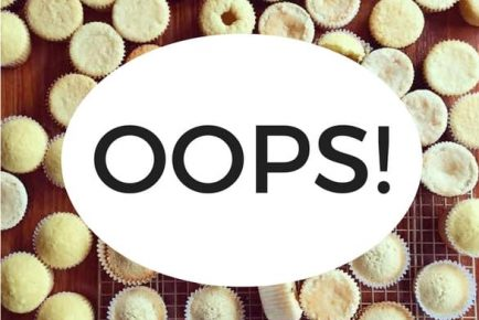 5 Baking Mistakes to Avoid